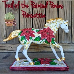 Trail of the Painted Ponies Poinsettia